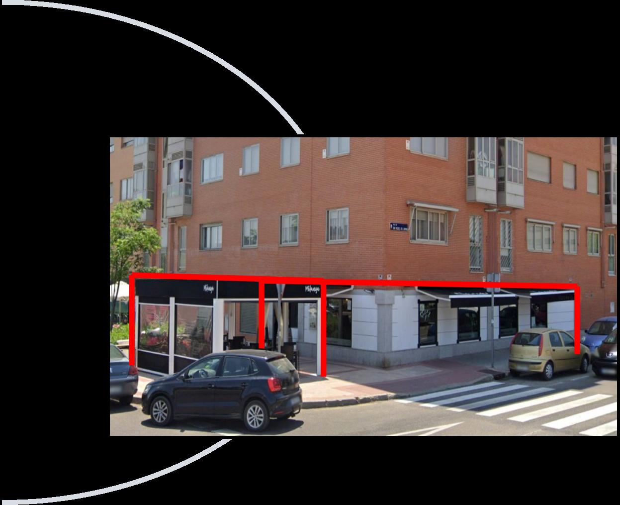 Madrid – Las Tablas – Calle Santo Domingo de la Calzada