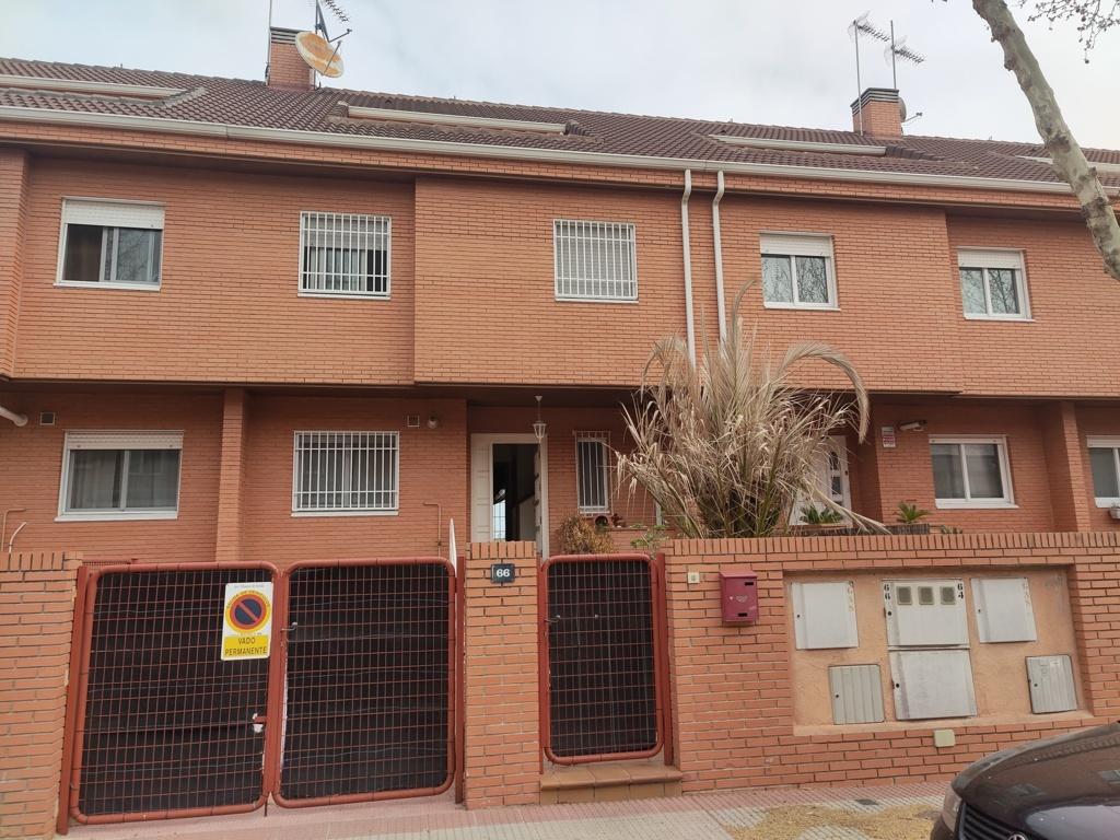 Villanueva del Pardillo-Calle Camilo José Cela
